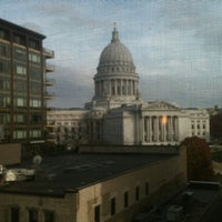 Photo taken at The Madison Concourse Hotel and Governor's Club by Jessica on 10/24/2012