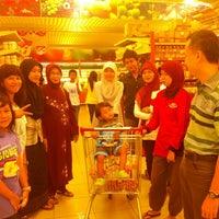 Photo taken at Sri Ratu Kediri by Tita H. on 4/27/2013