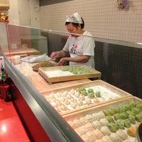 Photo taken at Dumpling Man by Kim M. on 4/1/2013