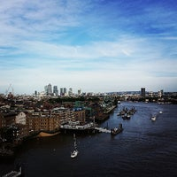 Photo taken at Tower Bridge Exhibition by e r i c y. on 6/17/2013
