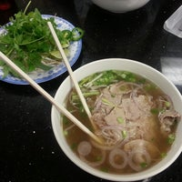 Photo taken at Pho Thanh by Allen G. on 7/20/2014