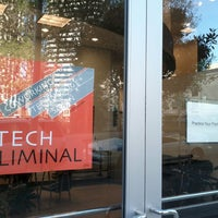 Photo taken at Tech Liminal by Marc C. on 4/19/2013