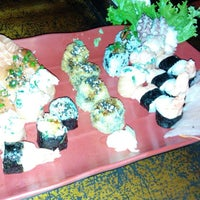 Photo taken at Sushi Ya San by Sheel Marcel K. on 9/15/2014