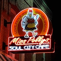Miss Polly S Soul City Cafe Downtown
