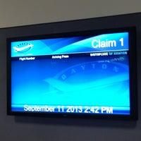 Photo taken at DAY Baggage Claim by Carol T. on 9/11/2013