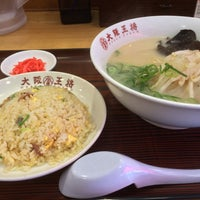 Photo taken at 大阪王将 湘南台駅前店 by Travel Logger on 6/17/2016