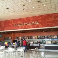 Photo taken at Cinemark by Cristóbal Patricio G. on 4/27/2013
