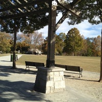 Photo taken at Piedmont Park Active Oval by Debs on 10/31/2012
