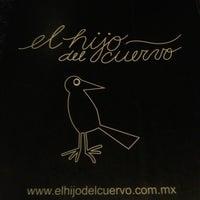 Photo taken at El Hijo del Cuervo by Ade O. on 2/10/2013