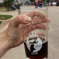 Photo taken at (512) Brewing Company by Jeremy Ü. on 11/14/2015