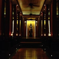 Photo taken at Andara Resort Villas Phuket by Chiranuj B. on 3/20/2013