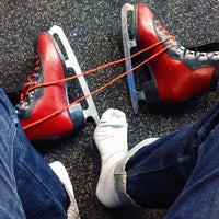 Photo taken at Oxford Ice Rink by ひよこ 野. on 5/29/2014
