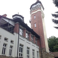 Photo taken at Aberg - Doubská hora by Paf S. on 9/22/2013