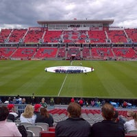 Photo taken at BMO Field by Mark W. on 9/15/2012