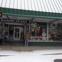 Photo taken at Mayberry on Main by Mmonroe2nd on 2/7/2014