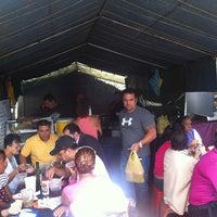 Photo taken at Mercadito de Los Castores by Lennin S. on 6/9/2013