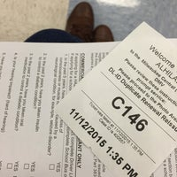 Photo taken at Wisconsin Division Of Motor Vehicles (DMV) by Amnah A. on 11/12/2015