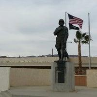Photo taken at General Patton Memorial Museum by Jon N. on 3/20/2013
