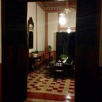 Photo taken at Hacienda Santa Rosa, a Luxury Collection Hotel, Santa Rosa by MR. E. on 5/6/2015