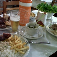 Photo taken at Churrascaria Veneza by Maykon A. on 10/12/2012
