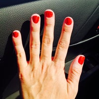 Photo taken at T's Nails by Theresa . on 8/10/2014
