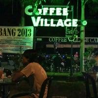 Photo taken at Coffee Village Cafe by baizurah J. on 12/22/2012