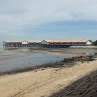 Photo taken at Glory Beach Resort by Vickie C. on 5/25/2013