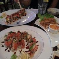 Photo taken at Utage Athens Sushi Bar by Nichole C. on 4/5/2013