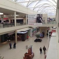 Photo taken at Poughkeepsie Galleria Mall by Nobumichi K. on 1/25/2015