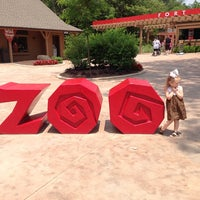 Photo taken at Fort Wayne Children's Zoo by Ashlee C. on 6/11/2013