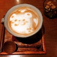 Photo taken at ギャラリーカフェバー 縁縁 (enyen) by Yuka M. on 10/3/2015