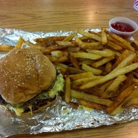 Photo taken at Five Guys by Charles W. on 10/8/2012