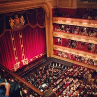 Photo taken at Royal Opera House by Ty K. on 7/9/2013