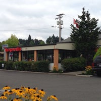 Photo taken at Burgerville, USA by Ryan M. on 8/11/2013