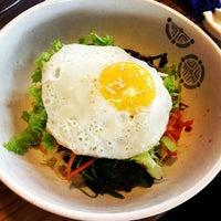 Photo taken at Da Sa Rang Korea BBQ Restaurant by Peter Pan on 7/5/2013