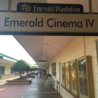 Photo taken at Emerald Plantation Cinema by Katy B. on 6/22/2016