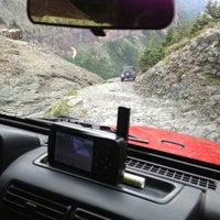 Photo taken at Black Bear Pass by Debbie L. on 7/12/2013