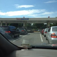 Photo taken at Costco Gasoline by David B. on 7/21/2013