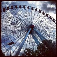 Photo taken at Texas Star Ferris Wheel by Isabel M. on 10/5/2012