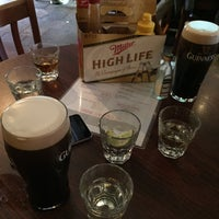Photo taken at Blarney Stone Bar & Restaurant by Chris P. on 11/28/2015