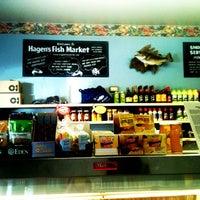 Photo taken at Hagen's Fish Market by S H. on 9/29/2012