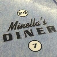 Photo taken at Minella's Main Line Diner by Al D. on 7/12/2013