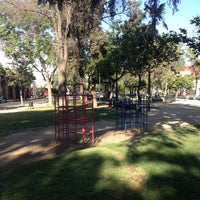 Photo taken at Parque Portales by Betiño P. on 11/6/2014