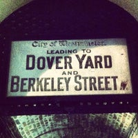 Photo taken at Dover Street by Brigid H. on 1/16/2013