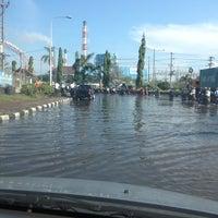 Photo taken at Terminal Peti Kemas Semarang by Syahran A. on 12/6/2012