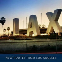 Photo taken at Los Angeles International Airport (LAX) by Tráÿ T. on 6/20/2013