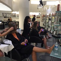 Photo taken at A Robert Cromeans Salon by Patsy T. on 5/23/2015