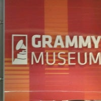 Photo taken at The GRAMMY Museum by Guylaine Simone G. on 1/11/2013