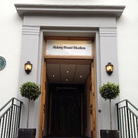 Photo taken at Abbey Road Studios by Karen M. on 5/21/2013