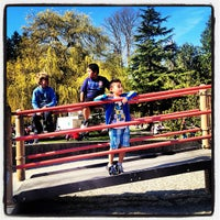 Photo taken at Stanley Park Children's Area by jenneyluong on 4/1/2013